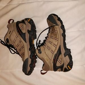 Merrell Outland Mid Waterproof Brown Hiking Boot V